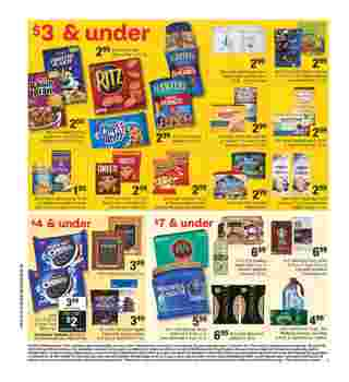 CVS - deals are valid from 10/18/20 to 10/24/20 - page 6.