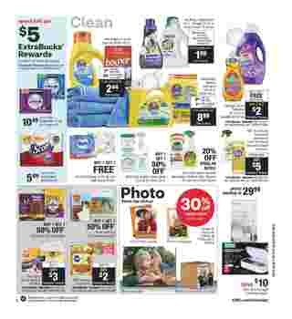 CVS - deals are valid from 10/18/20 to 10/24/20 - page 7.