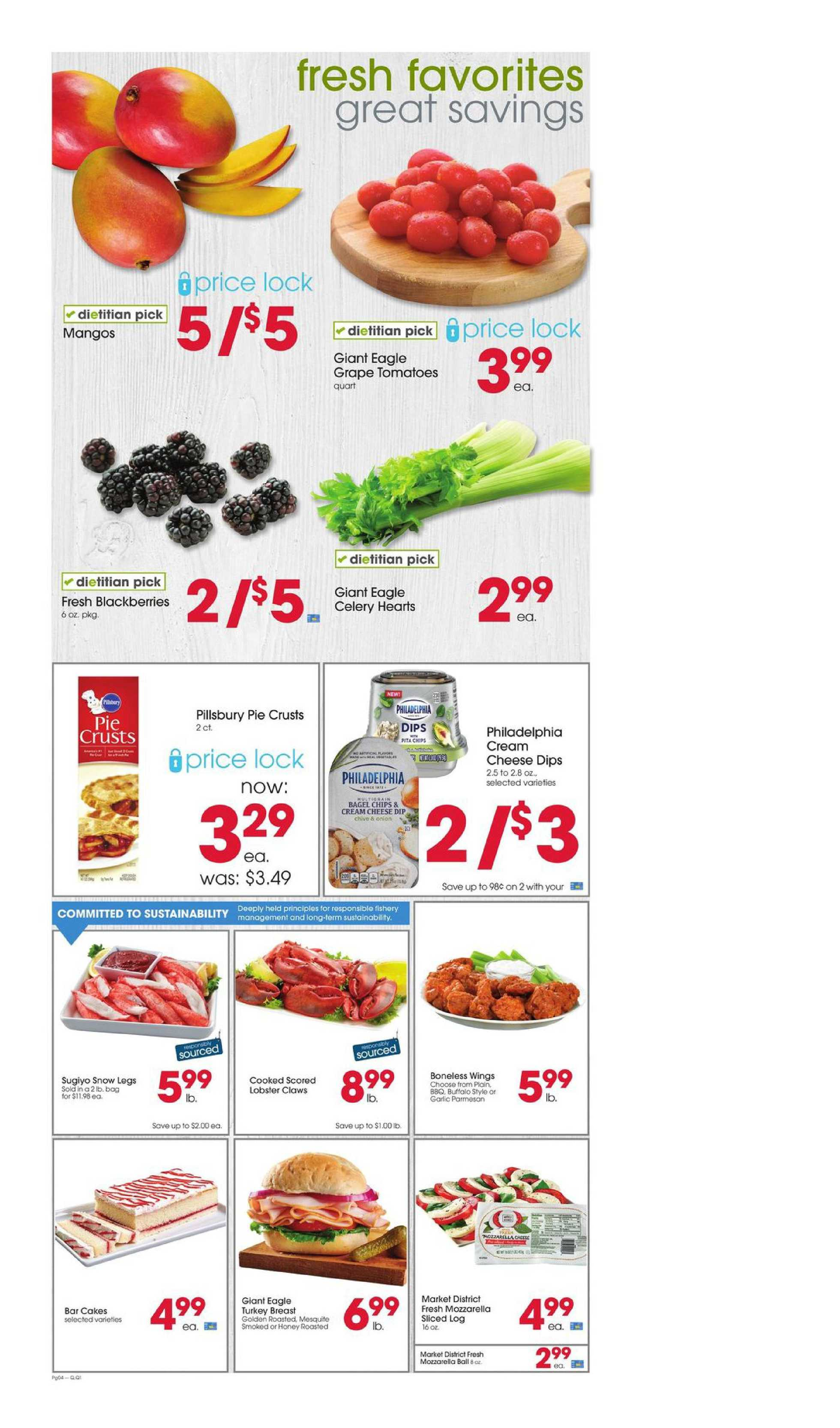 Giant Eagle - deals are valid from 08/20/20 to 08/26/20 - page 4.