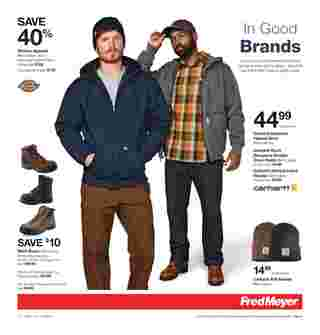 Fred Meyer - deals are valid from 10/23/19 to 10/29/19 - page 15.