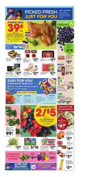 Kroger - deals are valid from 02/26/20 to 03/03/20 - page 6.