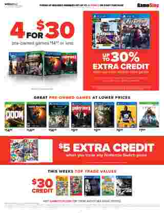 GameStop - deals are valid from 08/16/20 to 08/22/20 - page 5.