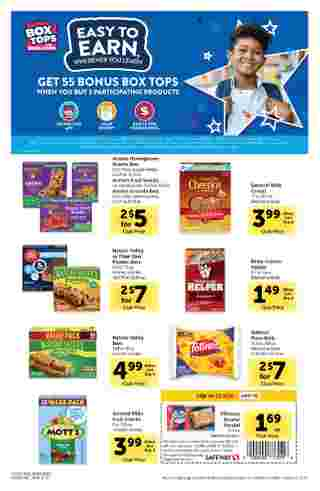 Safeway - deals are valid from 12/30/20 to 02/02/21 - page 10.