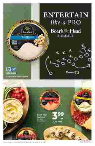 Safeway - deals are valid from 12/30/20 to 02/02/21 - page 11.