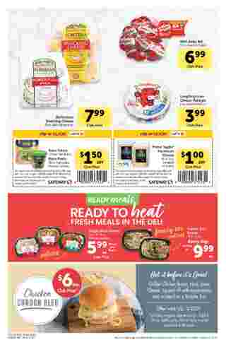 Safeway - deals are valid from 12/30/20 to 02/02/21 - page 12.