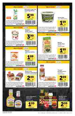Safeway - deals are valid from 12/30/20 to 02/02/21 - page 14.