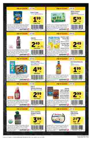 Safeway - deals are valid from 12/30/20 to 02/02/21 - page 15.