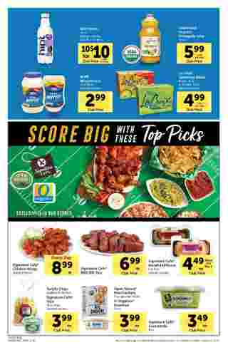 Safeway - deals are valid from 12/30/20 to 02/02/21 - page 16.
