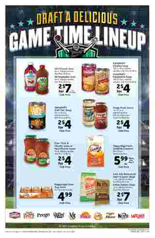 Safeway - deals are valid from 12/30/20 to 02/02/21 - page 17.