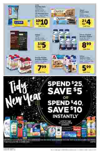 Safeway - deals are valid from 12/30/20 to 02/02/21 - page 20.