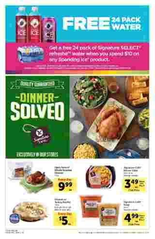 Safeway - deals are valid from 12/30/20 to 02/02/21 - page 24.
