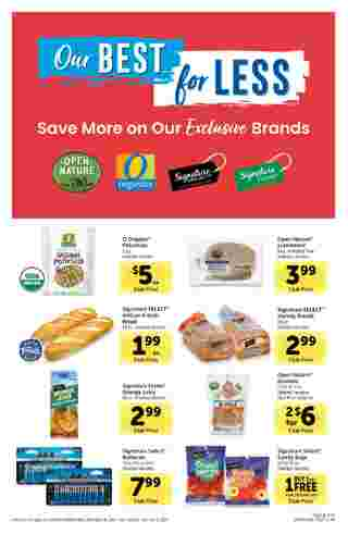 Safeway - deals are valid from 12/30/20 to 02/02/21 - page 27.