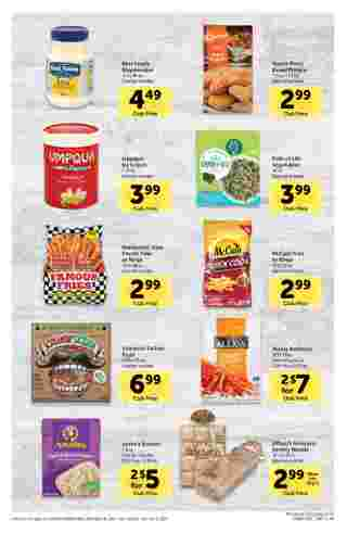 Safeway - deals are valid from 12/30/20 to 02/02/21 - page 7.
