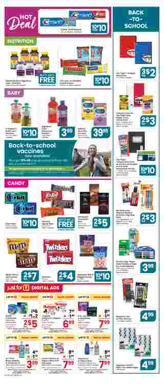 Star Market - deals are valid from 07/31/20 to 08/06/20 - page 5.