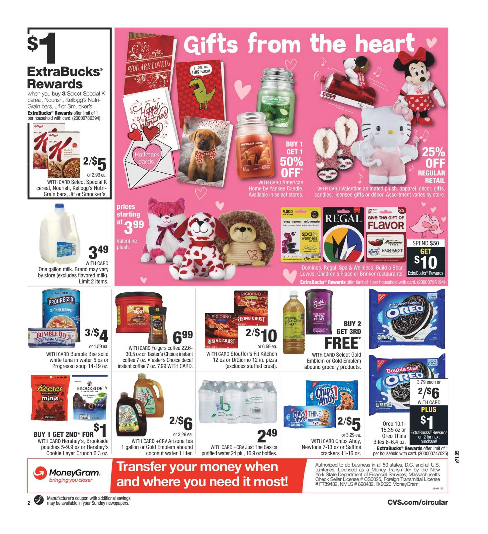 CVS - deals are valid from 02/09/20 to 02/15/20 - page 3.
