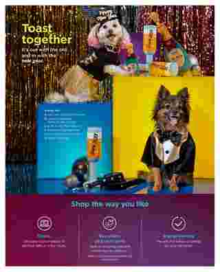Petco - deals are valid from 11/17/19 to 12/25/19 - page 16.