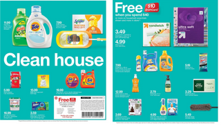 Target - deals are valid from 08/09/20 to 08/15/20 - page 17.