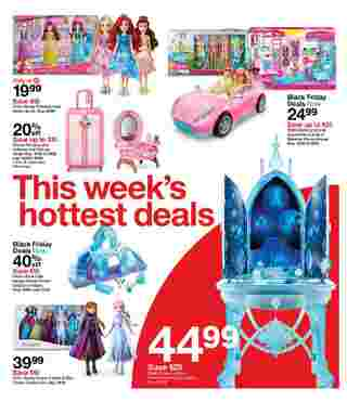 Target - deals are valid from 11/22/20 to 11/28/20 - page 19.