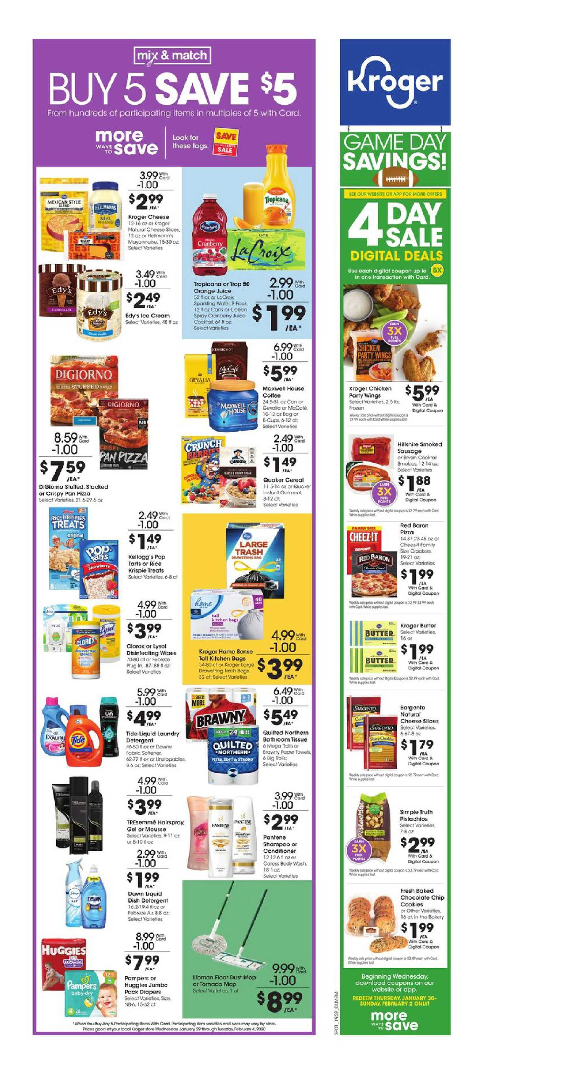Kroger - deals are valid from 01/29/20 to 02/04/20 - page 2.