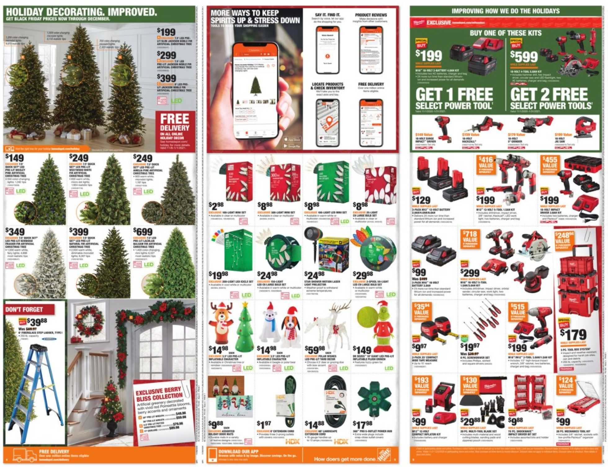 The Home Depot - deals are valid from 11/08/20 to 12/02/20 - page 2.