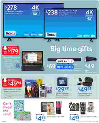 Walmart - deals are valid from 04/26/19 to 05/11/19 - page 14.