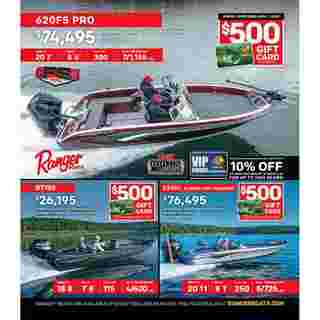 Cabela's - deals are valid from 07/01/20 to 12/26/20 - page 7.