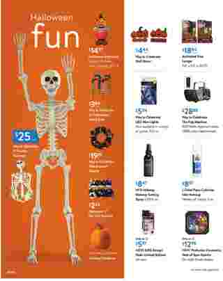 Walmart - deals are valid from 09/30/20 to 10/27/20 - page 15.