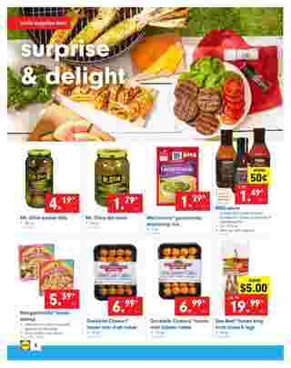 Lidl - promo starting from 04/24/19 to 04/30/19 - page 6.