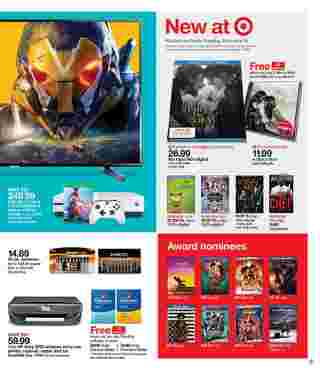 Target - deals are valid from 02/17/19 to 02/23/19 - page 15.