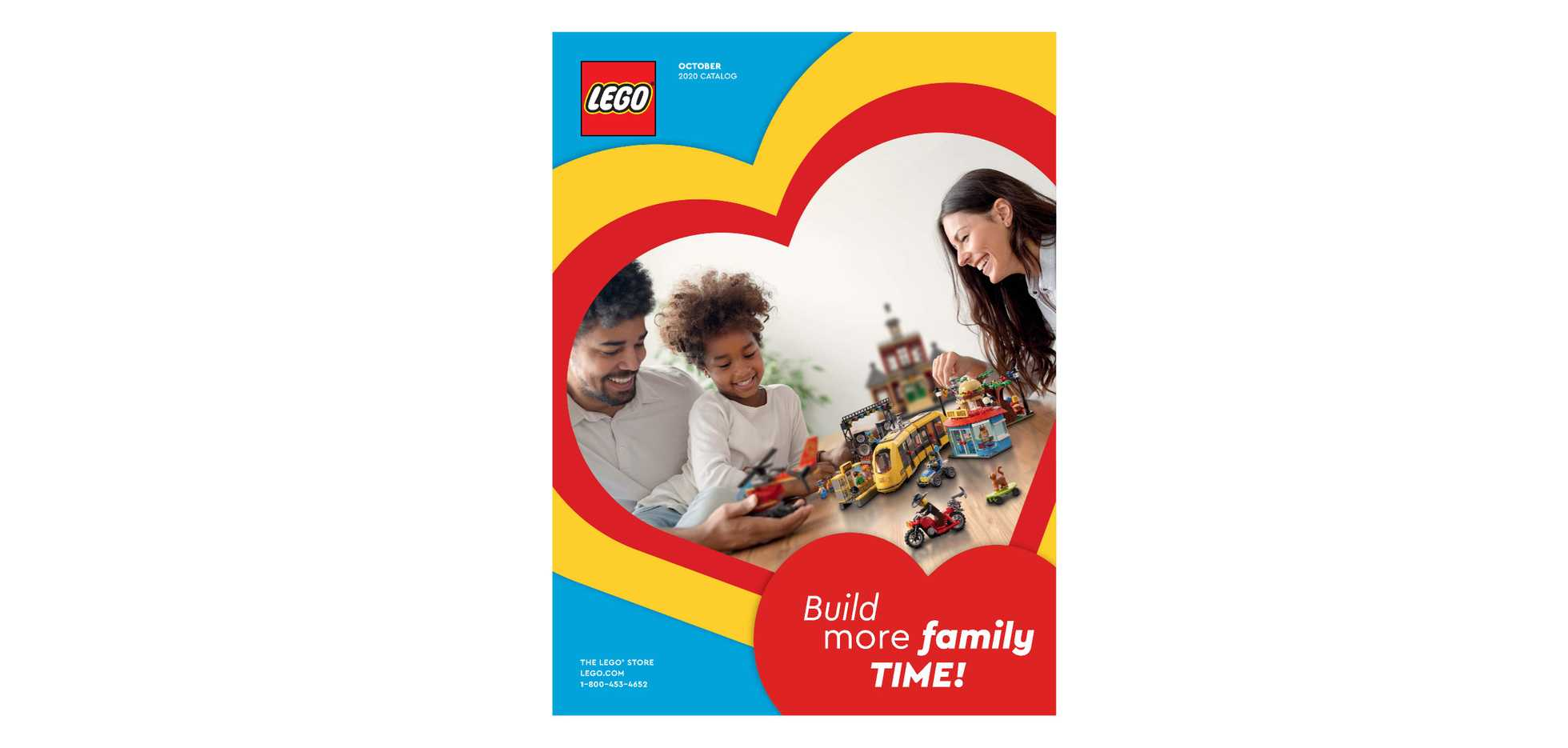 Lego - deals are valid from 10/01/20 to 10/31/20 - page 1.