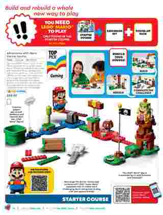 Lego - deals are valid from 10/01/20 to 10/31/20 - page 16.