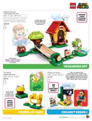 Lego - deals are valid from 10/01/20 to 10/31/20 - page 17.