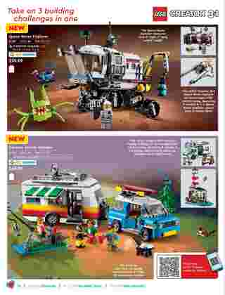 Lego - deals are valid from 10/01/20 to 10/31/20 - page 18.