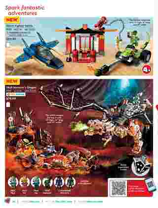 Lego - deals are valid from 10/01/20 to 10/31/20 - page 22.