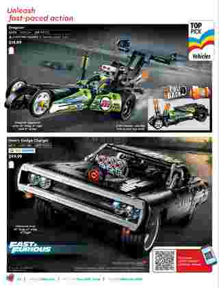 Lego - deals are valid from 10/01/20 to 10/31/20 - page 24.