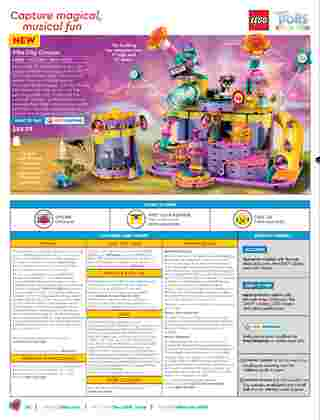 Lego - deals are valid from 10/01/20 to 10/31/20 - page 26.