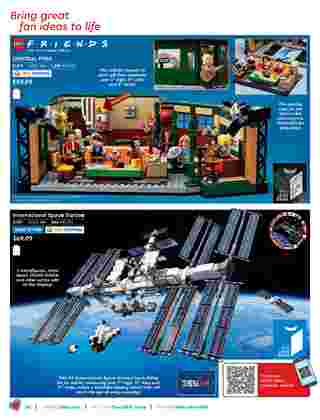 Lego - deals are valid from 10/01/20 to 10/31/20 - page 28.