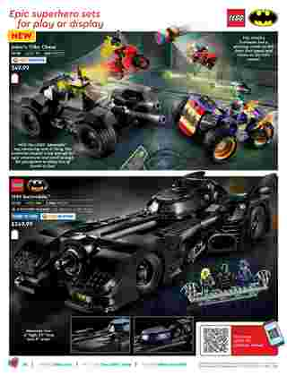 Lego - deals are valid from 10/01/20 to 10/31/20 - page 32.
