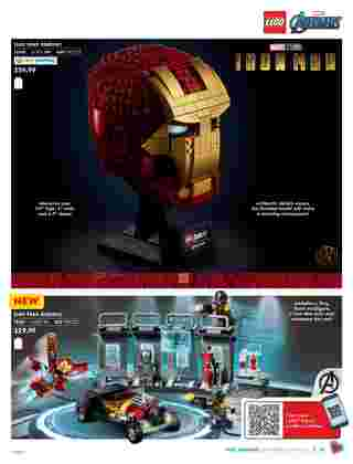 Lego - deals are valid from 10/01/20 to 10/31/20 - page 33.