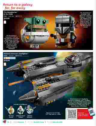 Lego - deals are valid from 10/01/20 to 10/31/20 - page 36.