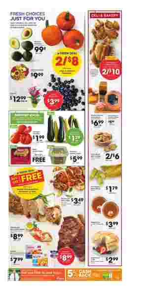 Kroger - deals are valid from 09/23/20 to 09/29/20 - page 6.