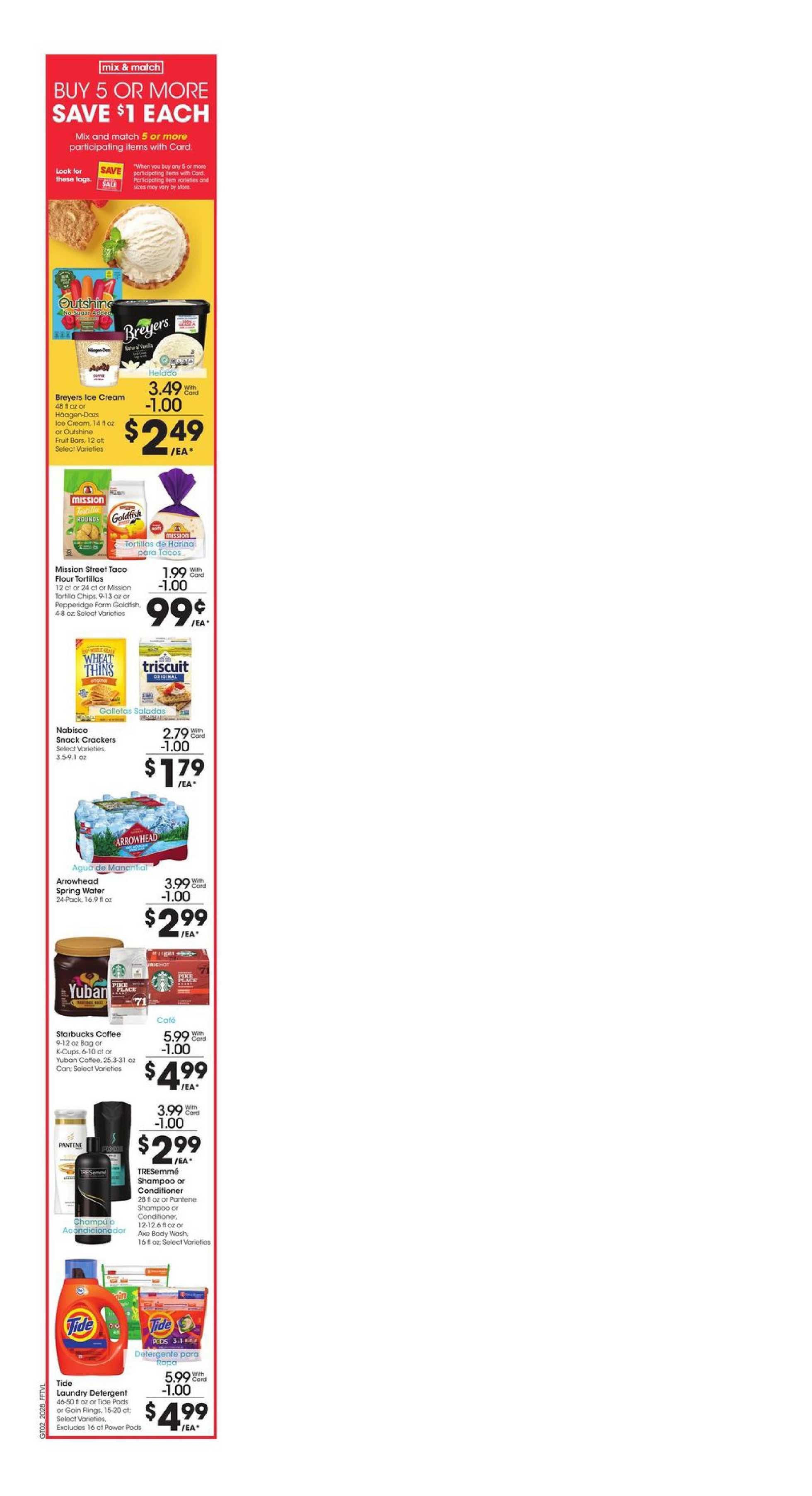 Fry's Food - deals are valid from 08/12/20 to 08/18/20 - page 2.
