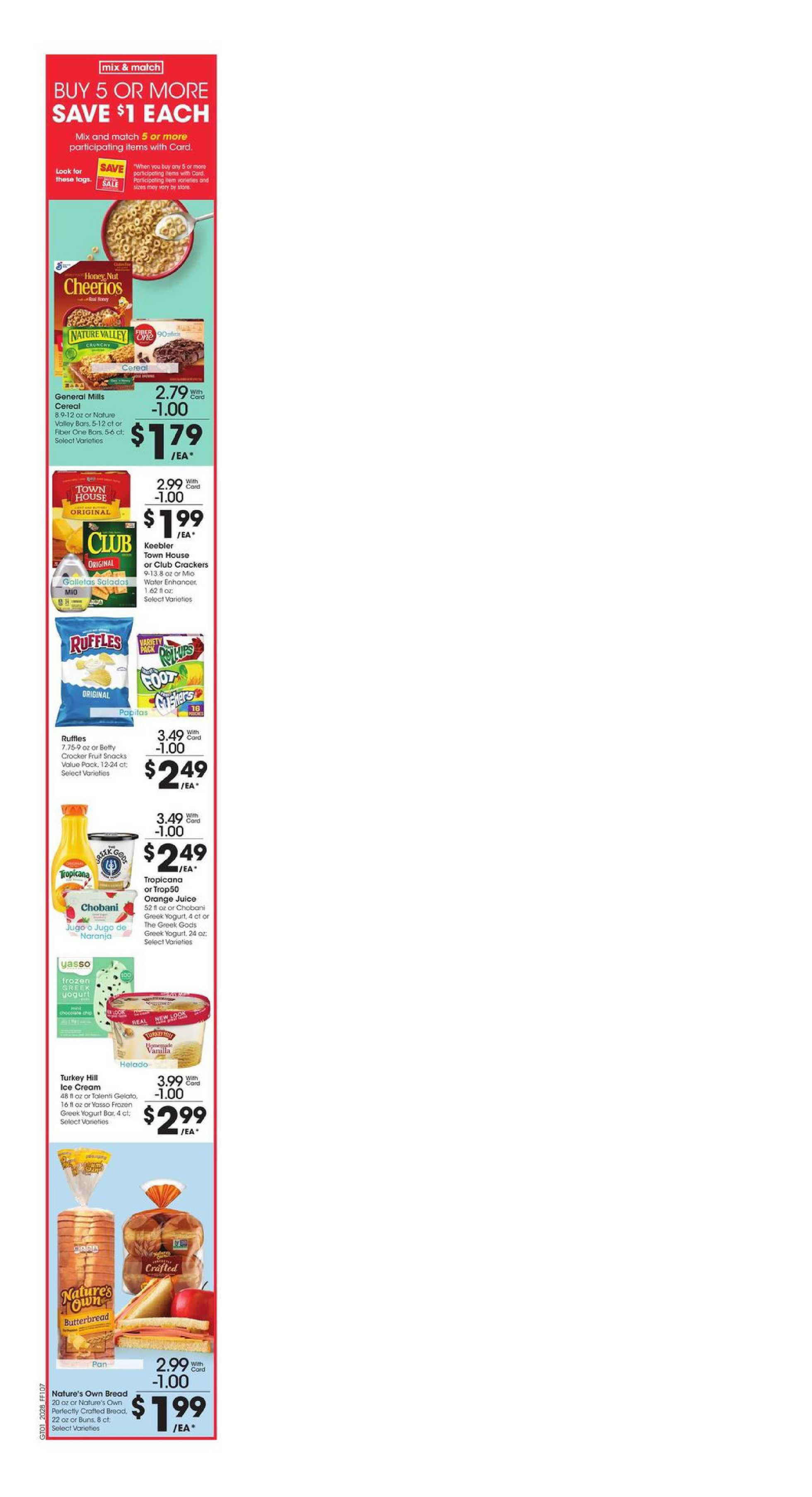 Fry's Food - deals are valid from 08/12/20 to 08/18/20 - page 3.