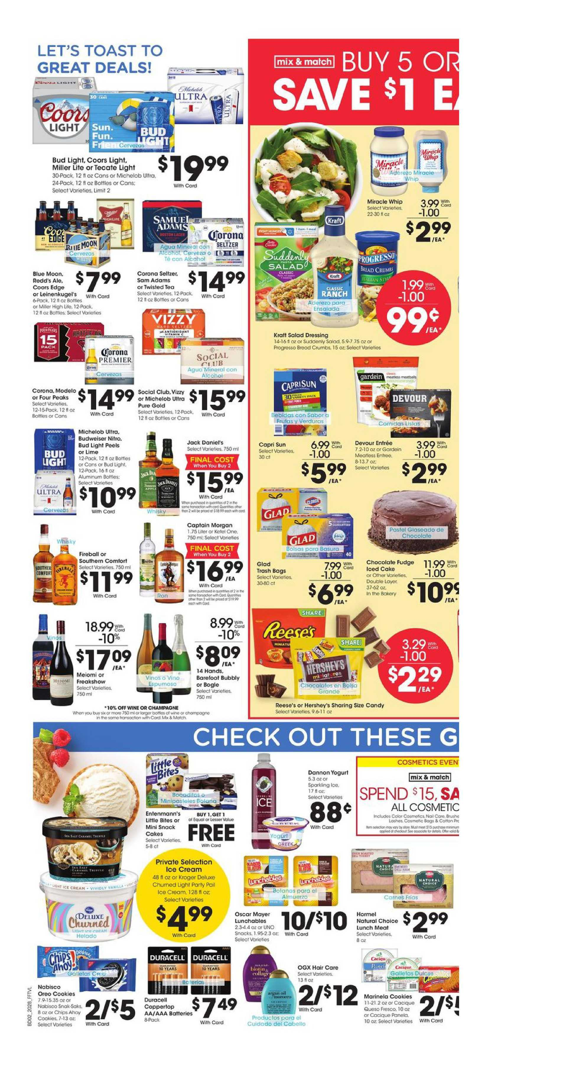 Fry's Food - deals are valid from 08/12/20 to 08/18/20 - page 4.