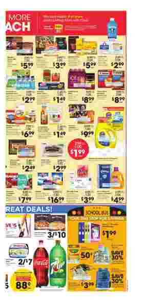 Fry's Food - deals are valid from 08/12/20 to 08/18/20 - page 5.