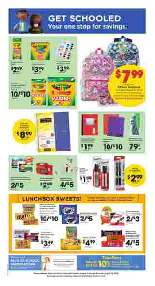 Fry's Food - deals are valid from 08/12/20 to 08/18/20 - page 7.