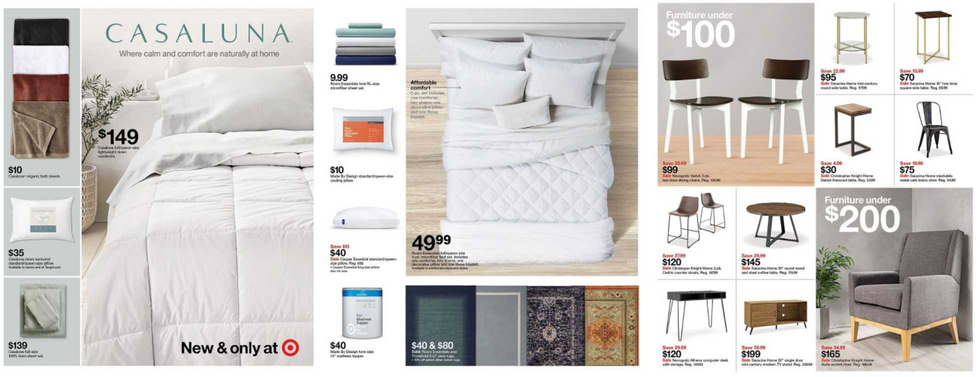 Target - deals are valid from 08/30/20 to 09/05/20 - page 4.