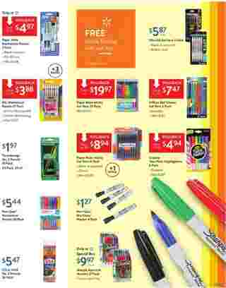 Walmart - deals are valid from 08/11/19 to 08/29/19 - page 18.