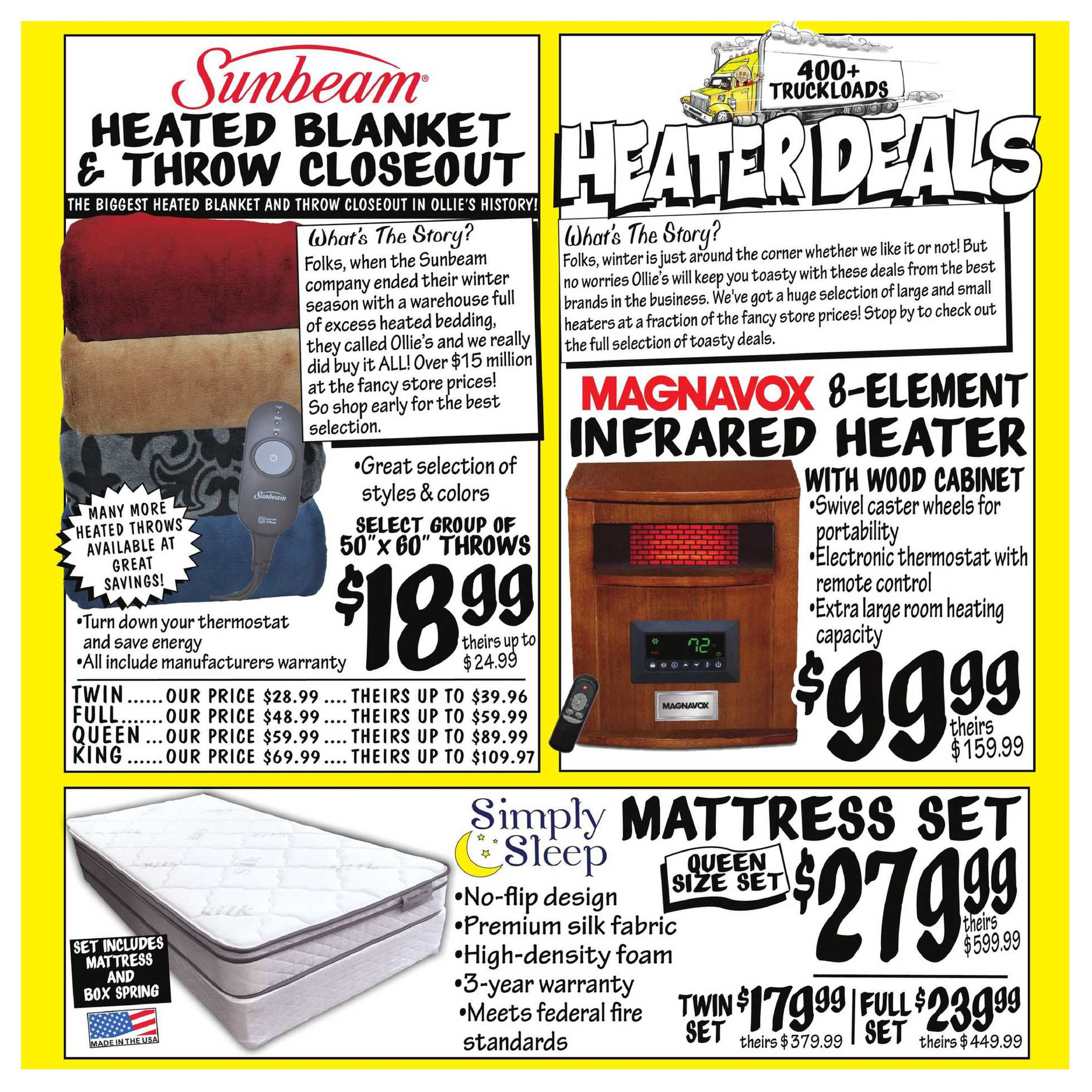 Ollie's Bargain Outlet - deals are valid from 10/12/20 to 10/21/20 - page 2.