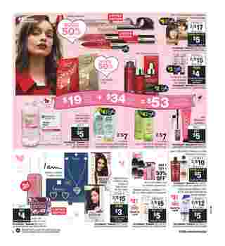 CVS - deals are valid from 02/09/20 to 02/15/20 - page 7.